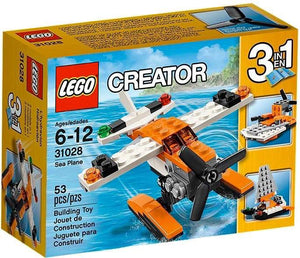 LEGO 31028 Creator 3-in-1 - Sea Plane - Kids Book Nook
