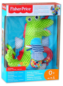 Fisher-Price Activity Alligator - Kids Book Nook