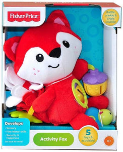 Fisher-Price Activity Fox - Kids Book Nook