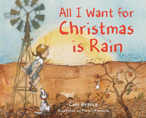 All I Want for Christmas is Rain by Cori Brooke - Kids Book Nook