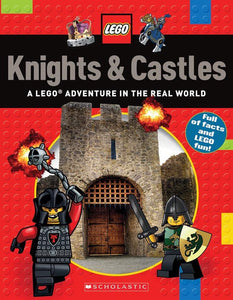 LEGO Knights & Castles - A LEGO Adventure in the Real World - Kids Book Nook