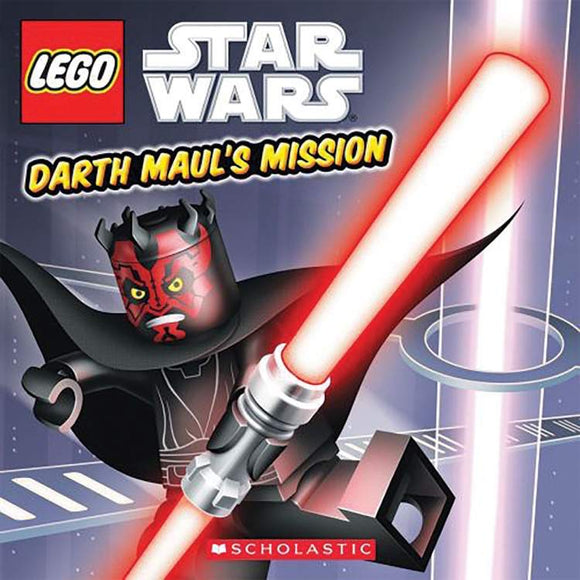 LEGO Star Wars - Darth Maul's Mission - Kids Book Nook