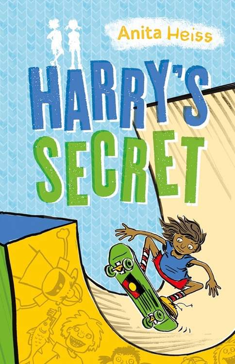 Harry's Secret by Anita Heiss - Kids Book Nook