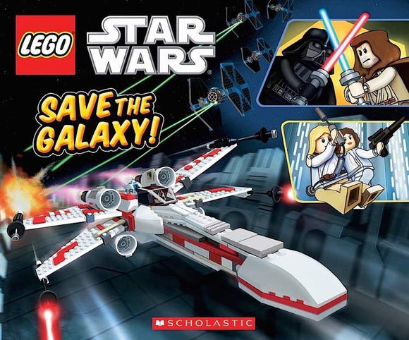 LEGO Star Wars Save the Galaxy! - Kids Book Nook