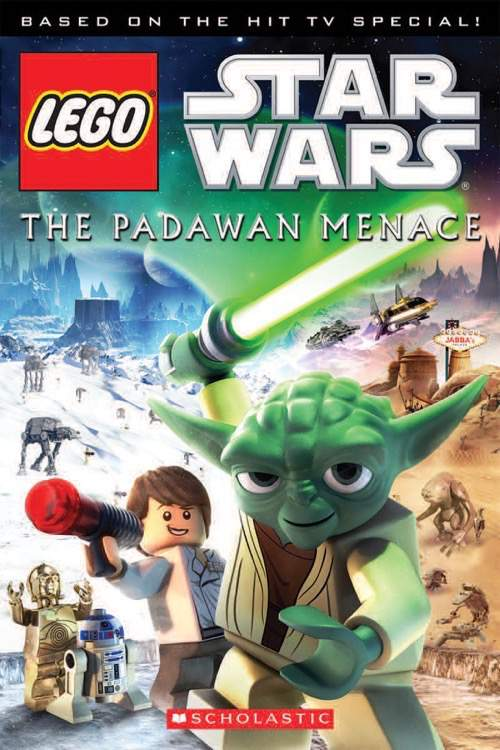 LEGO Star Wars - The Padawan Menace - Kids Book Nook
