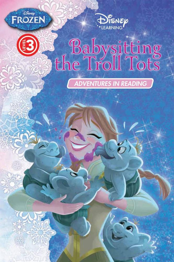 Disney Learning - Baby Sitting the Troll Tots - Kids Book Nook