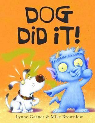 Dog Did It! - Kids Book Nook
