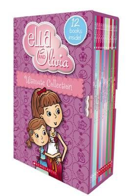 Ella and Olivia - Ultimate Collection - Kids Book Nook