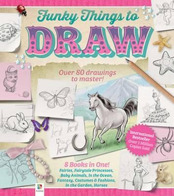 Funky Things to Draw - Kids Book Nook