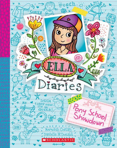 Ella Diaries - Pony School Showdown - Kids Book Nook