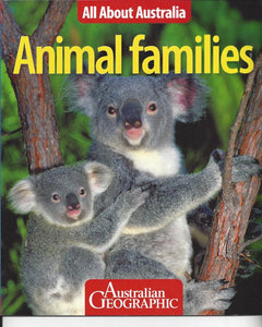 All About Australia - Animal Families - Kids Book Nook