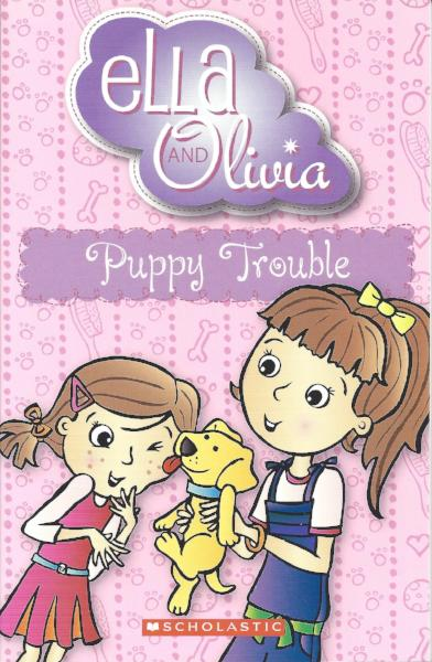 Ella and Olivia - Puppy Trouble - Kids Book Nook