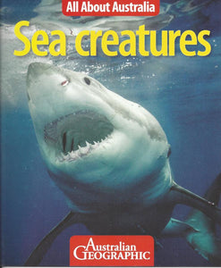 All About Australia - Sea Creatures - Kids Book Nook