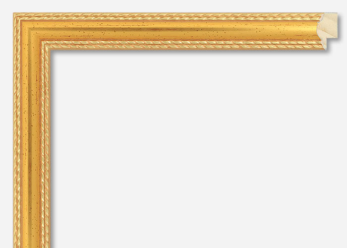 Gold Custom Picture Frames - Page 1 | Custom Frame Solutions