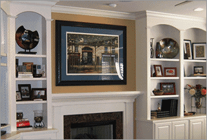 Gallery of Framed Artwork