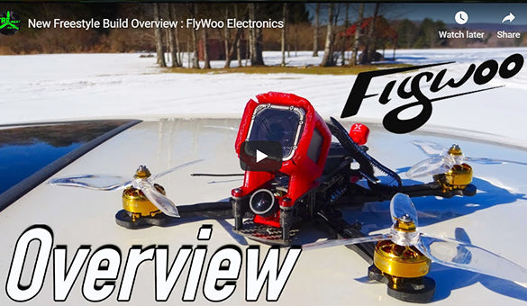 New Freestyle Build Overview : FlyWoo Electronics