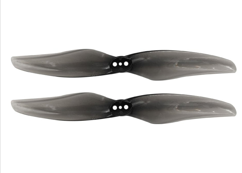 4 Pairs Gemfan Hurricane 4024 2-blade 4 Inch PC Propeller for Explorer LR4 RC Drone FPV Racing - FLYWOO