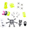 Firefly Hex nano Hexacopter Frame kit PARTS