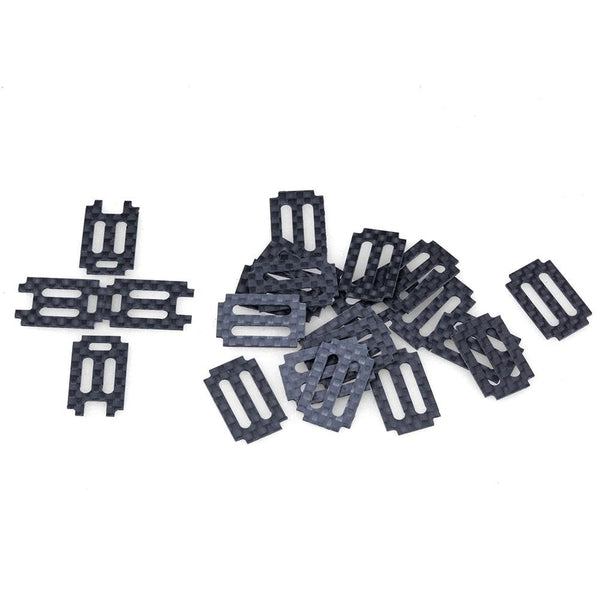 Flywoo Chasers Carbon Plate Replacement - 18 Pack - FLYWOO