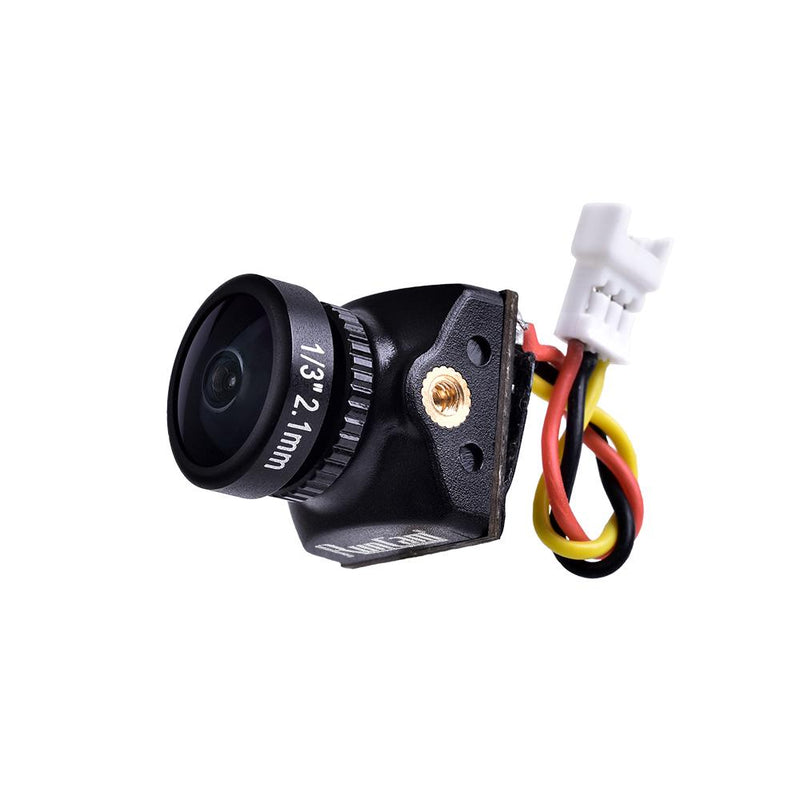 "RunCam Nano 2 1/3"" 700TVL 1.8mm/2.1mm FOV 155/170 Degree CMOS FPV Camera for FPV RC Drone - FLYWOO"