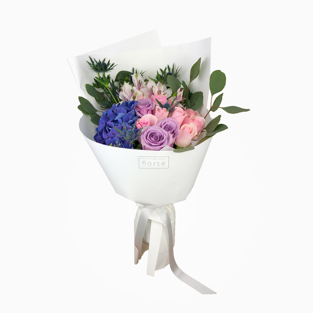 The Florté | Whimsical Rustic, Bouquet