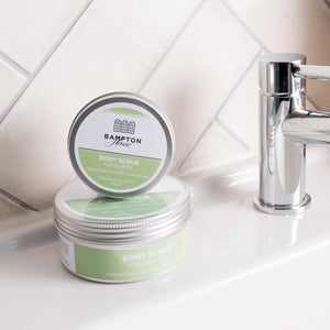 Body Scrub - Clear Mind - Bampton House