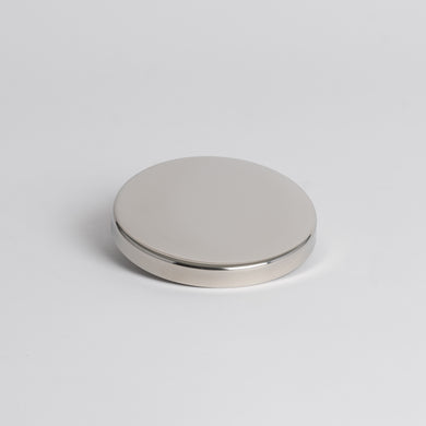 Stainless Steel Candle Lid - Bampton House