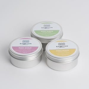 Body Scrub - Positive Mind - Bampton House
