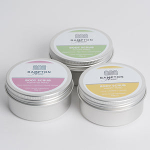Body Scrub - Happy Mind - Bampton House