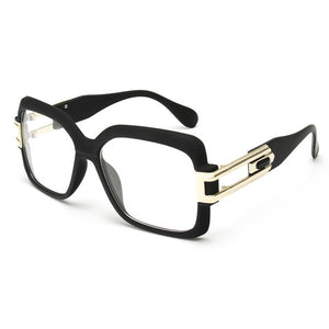 Stylish Clear Frame Eyeglasses