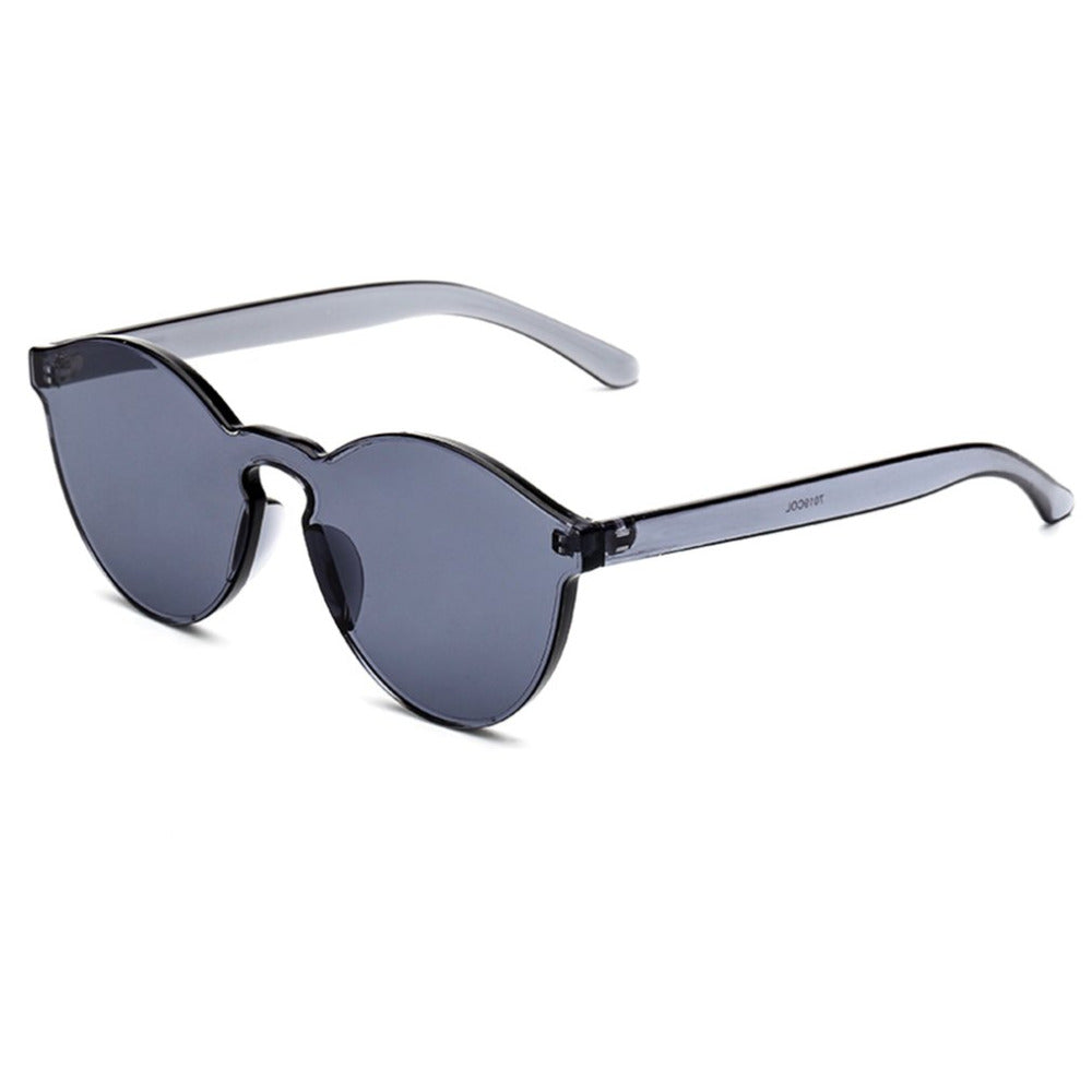 Stylish Transparent Sunglasses