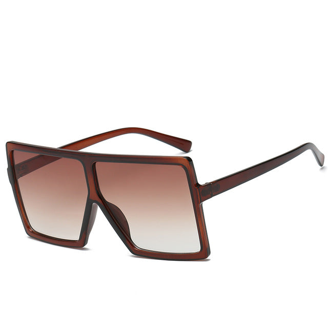 Vintage Sun Glasses Male Retro