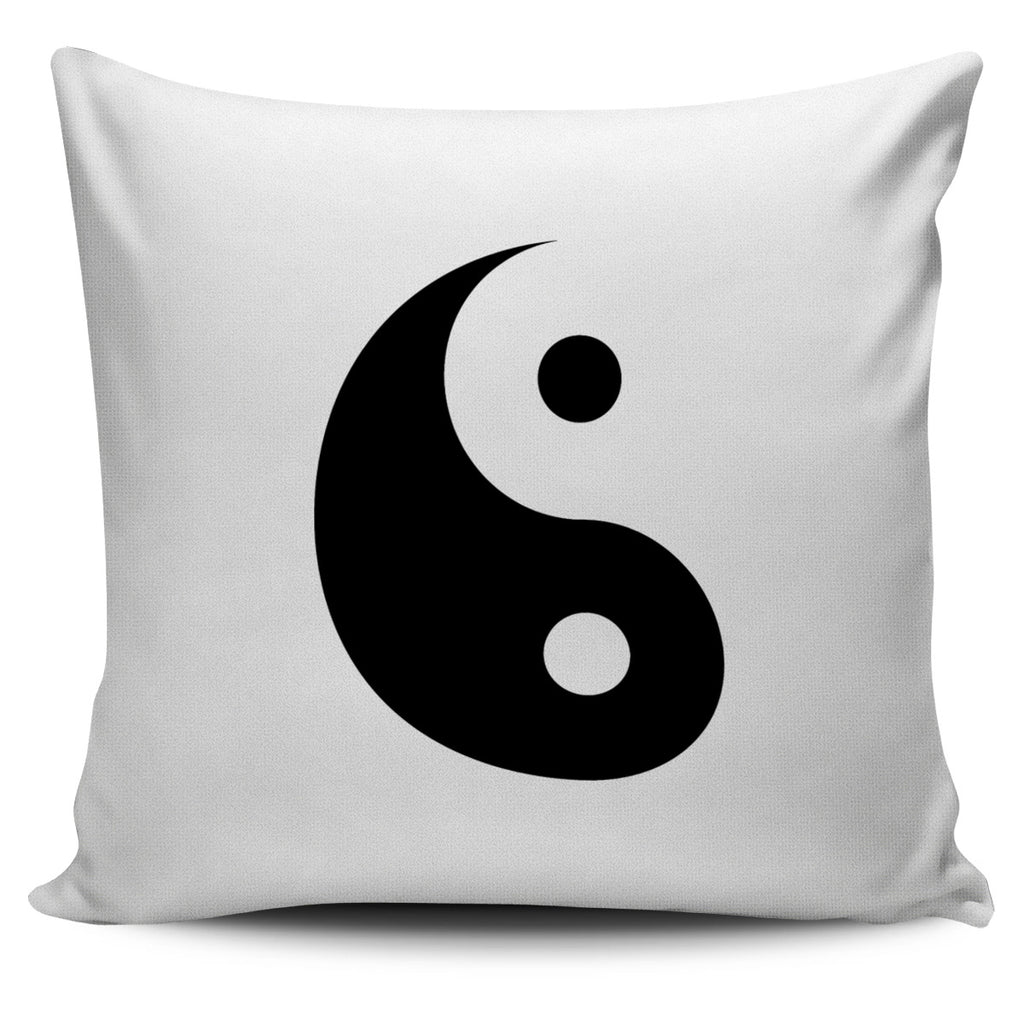 Yin Yang Pillow Cover - Create Your Own Custom Apparel T-Shirts Home Decor Lifestyle The Harry Potter Store