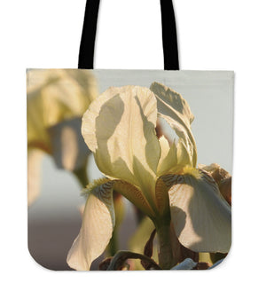 Sunlit Iris - Tote Bag - Create Your Own Custom Apparel T-Shirts Home Decor Lifestyle The Harry Potter Store