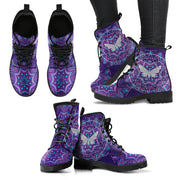 Alchemy Butterfly Handcrafted Boots - Create Your Own Custom Apparel T-Shirts Home Decor Lifestyle The Harry Potter Store