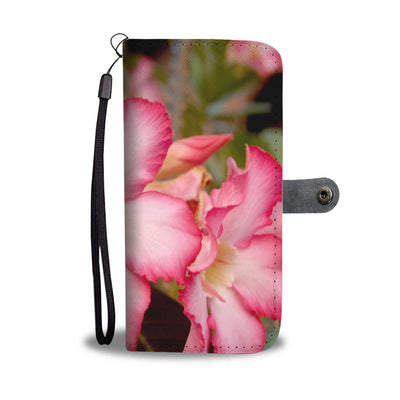 The Cherry Blossoms - Wallet Style Phone Case