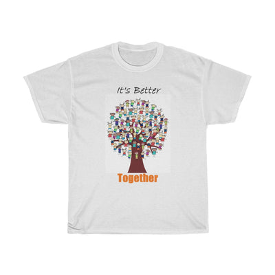It's Better Together - Inclusion Unisex Heavy Cotton Tee
