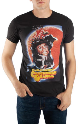 Alex A Clockwork Orange Alex DeLarge Men's T-Shirt - Create Your Own Custom Apparel T-Shirts Home Decor Lifestyle The Harry Potter Store