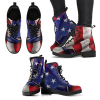 American Flag Women's Boots - Create Your Own Custom Apparel T-Shirts Home Decor Lifestyle The Harry Potter Store
