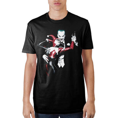 Batman Joker and Harley T-Shirt - Create Your Own Custom Apparel T-Shirts Home Decor Lifestyle The Harry Potter Store