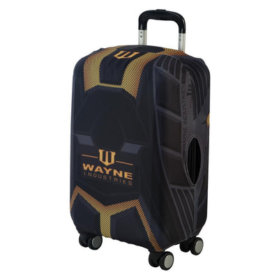 Batman Luggage Cover DC Comic Accessories Batman Gift Wayne Industries Batman Accessories - Create Your Own Custom Apparel T-Shirts Home Decor Lifestyle The Harry Potter Store