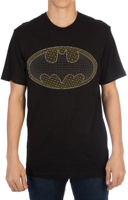 Batman Pixel Bat Logo T-shirt Tee Shirt For Men - Create Your Own Custom Apparel T-Shirts Home Decor Lifestyle The Harry Potter Store