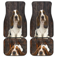 Beagle Auto Floor Mat - Create Your Own Custom Apparel T-Shirts Home Decor Lifestyle The Harry Potter Store