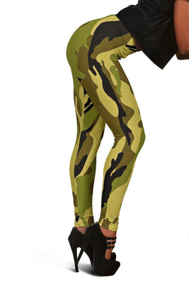BEST CAMOUFLAGE Leggings - Create Your Own Custom Apparel T-Shirts Home Decor Lifestyle The Harry Potter Store