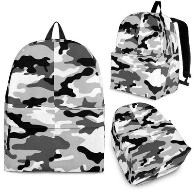 Black & White Camouflage - Create Your Own Custom Apparel T-Shirts Home Decor Lifestyle The Harry Potter Store