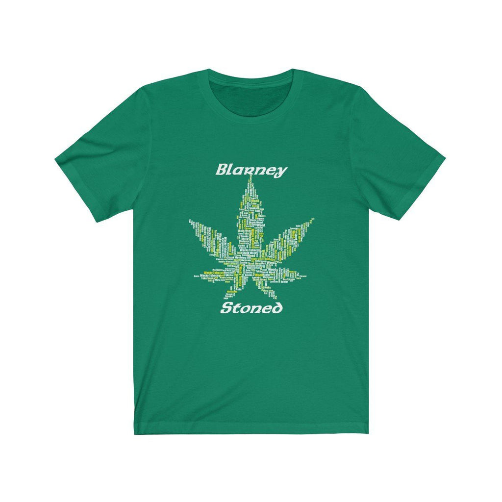 Blarney Stoned - St. Patrick's Day - Unisex Jersey Short Sleeve Tee - Create Your Own Custom Apparel T-Shirts Home Decor Lifestyle The Harry Potter Store