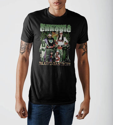 Bluntman And Chronic Bootleg T-Shirt - Create Your Own Custom Apparel T-Shirts Home Decor Lifestyle The Harry Potter Store