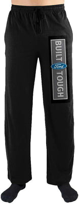 Built Ford Tough Logo Print Mens Loungewear Lounge Pants - Create Your Own Custom Apparel T-Shirts Home Decor Lifestyle The Harry Potter Store