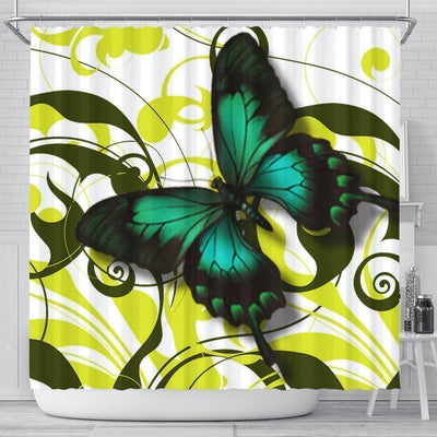 Butterfly Shower Curtain - Create Your Own Custom Apparel T-Shirts Home Decor Lifestyle The Harry Potter Store