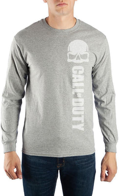 Call of Duty Long Sleeve T-Shirt - Create Your Own Custom Apparel T-Shirts Home Decor Lifestyle The Harry Potter Store